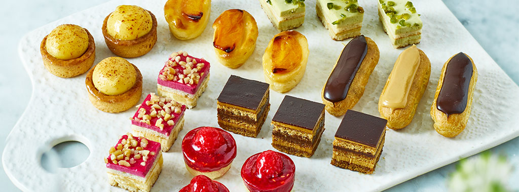 PETITS FOURS 'ENVIES SUCREES'