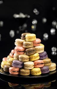 Macarons de Noël