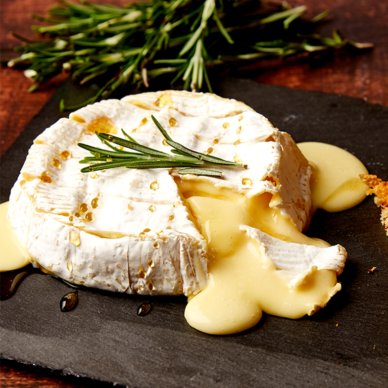 Baked Rosemary Camembert