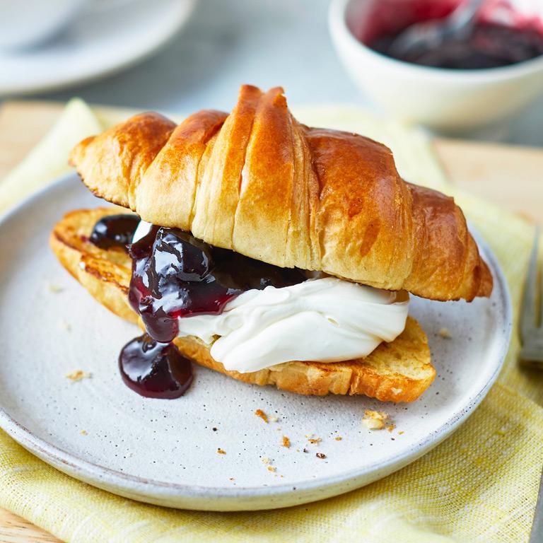 Black Forest Croissant
