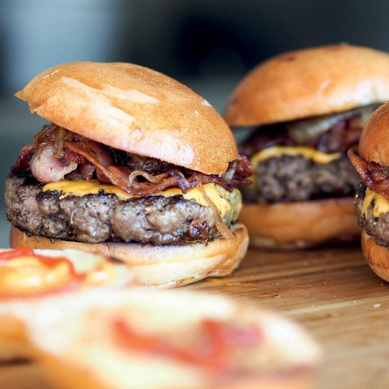 Minis burger carnivore